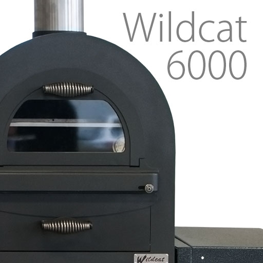 Wildcat 6000 Wood Fired Oven