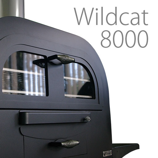 Wildcat 8000 Wood Fired Oven