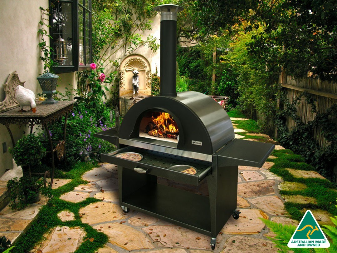 Wildcat 3000 Wood Fired Oven My Pizza Oven Australias