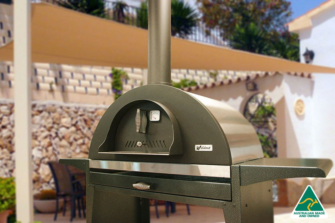 Wildcat 3000 Wood Fired Oven My Pizza Oven Australias Most Versatile Wood Fired Oven