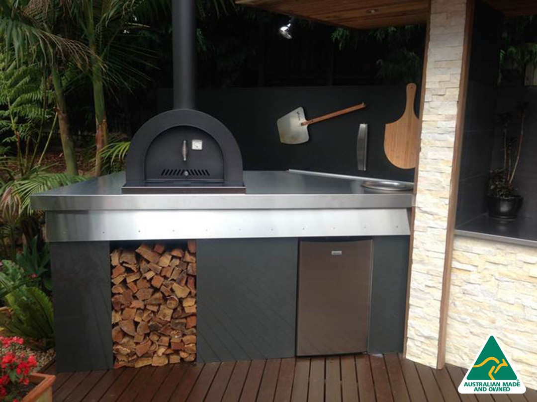 Wildcat 5000 Wood Fired Oven My Pizza Oven Australias